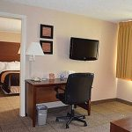 Comfort Inn & Suites Beaverton Suite