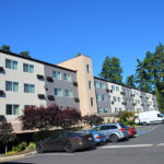exterior and parking lot of Comfort Inn & Suites Beaverton - Portland West