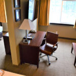 comfort inn beaverton king bedroom desk