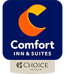 comfort inn and suites logo